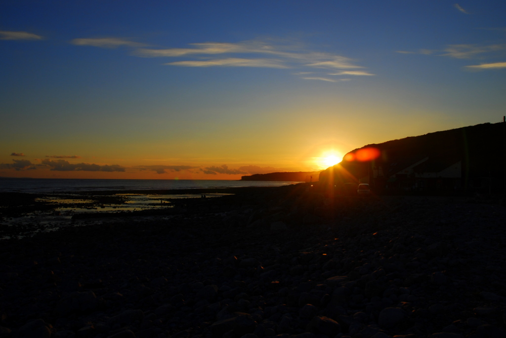 Llantwit Major Sunset