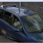 Google Street View Maindy Road Cardiff