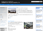 Cardiff Bay Restaurants website