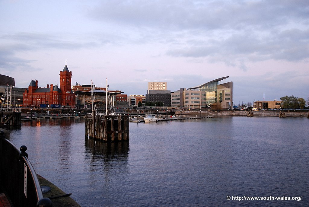 Nice View Of Cardiff Bay Passionate About South Wales