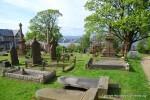 Graveyard of St-Augustine's Church, Penarth