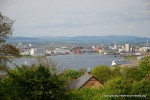 Cardiff Bay from St-Augustine's Church, Penarth 2