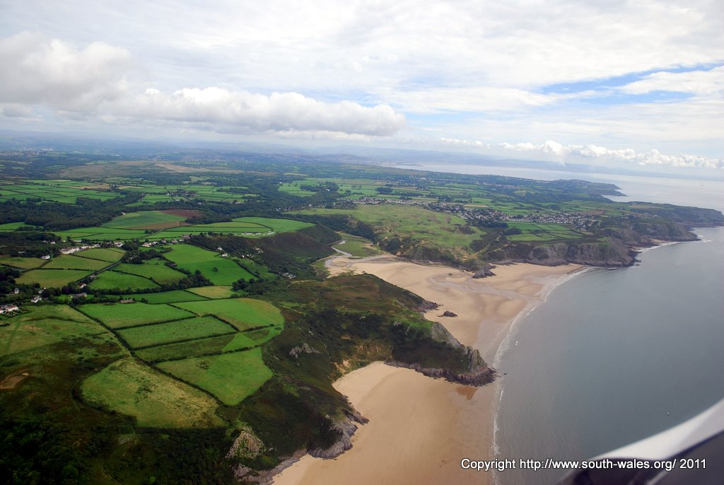 Some things to do in the Gower (beaches)