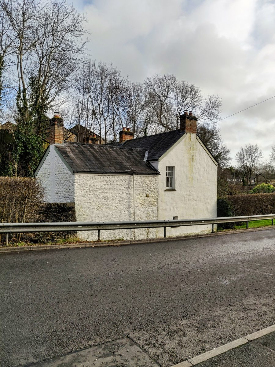 Oak Cottage, Melingriffith